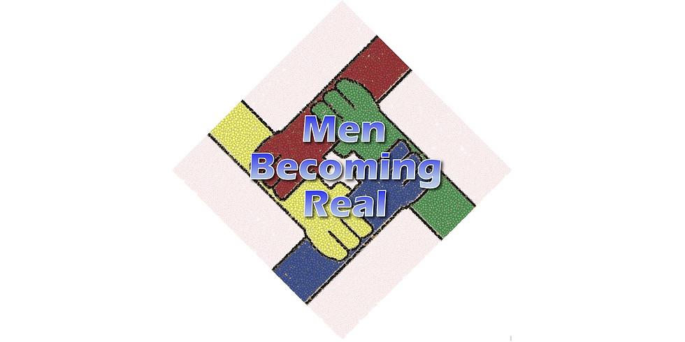 Men Becoming Real