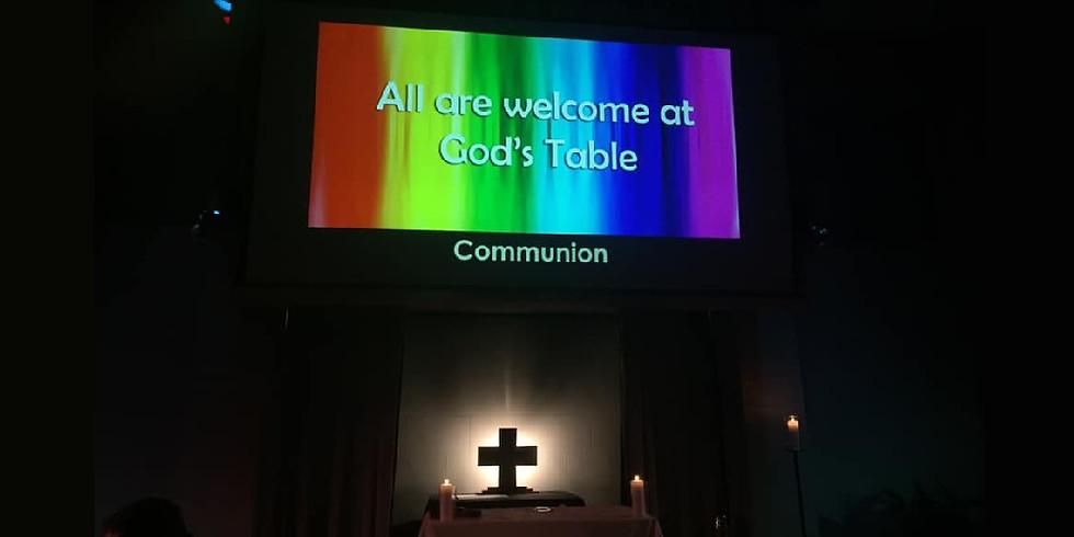 Eucharist and Gospel Reflections