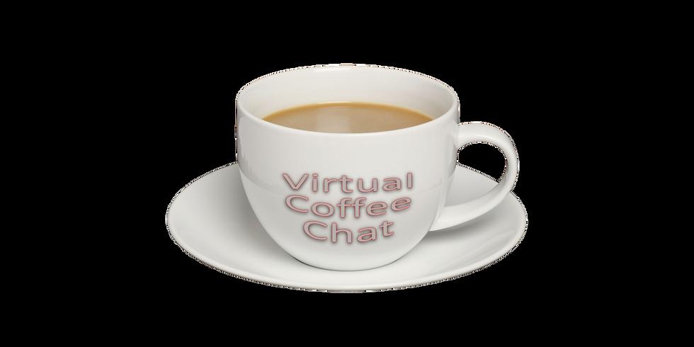 ▲ Virtual Coffee Chat