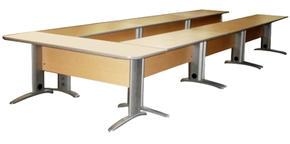 Mesa armable en módulos