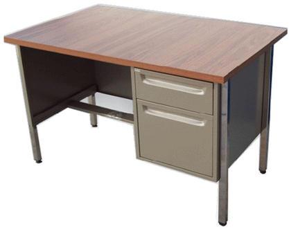 escritorio metálico secretarial
