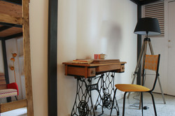 Area scrivania