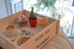 Dettaglio colazione