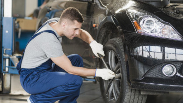 Tire change (suv and large truck) night rates