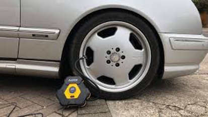Tire Inflation (car) daytime