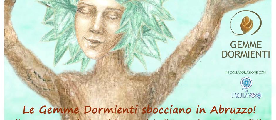 Le GEMME DORMIENTI sbocciano in Abruzzo