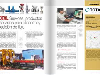 Bolivia TOTAL Services Ltda. se encuentra en la Guía de Empresas Certificadas y Acreditadas en Boliv