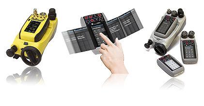 Medidores de flujo, correctores y computadores de flujo