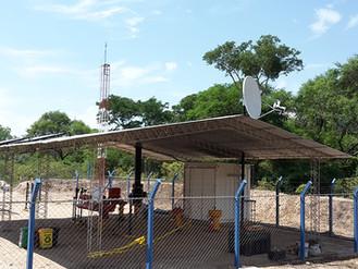 Automatización y protección de válvulas en línea ubicadas en el KP 5+600 del DDV de Gas TransBolivia