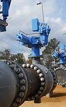automatización, valvulas industriales bolivia