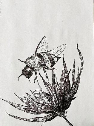"""""""Being a Bee""""fine art print"""