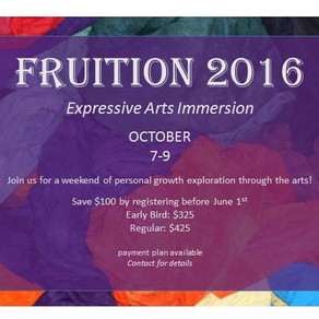 FRUITION FLYER
