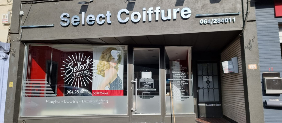Select coiffure