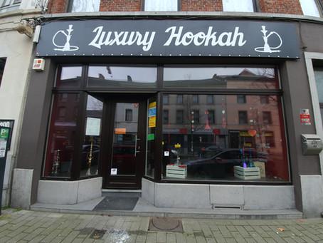 Luxury Hookah