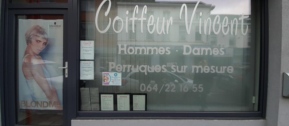 Coiffure Vincent