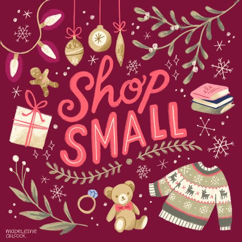 Shop Small – IG Post