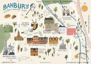 Banbury Map