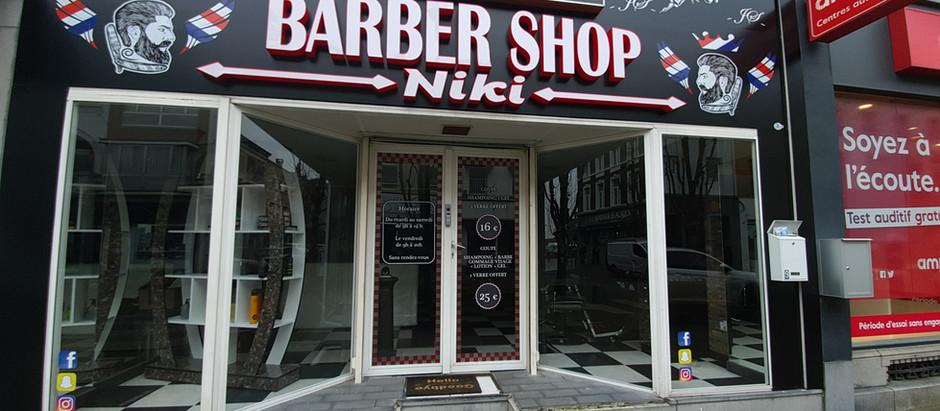 Barbershop Niki