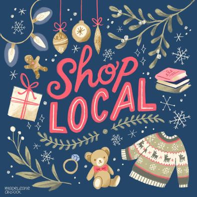 Shop Local – IG Post