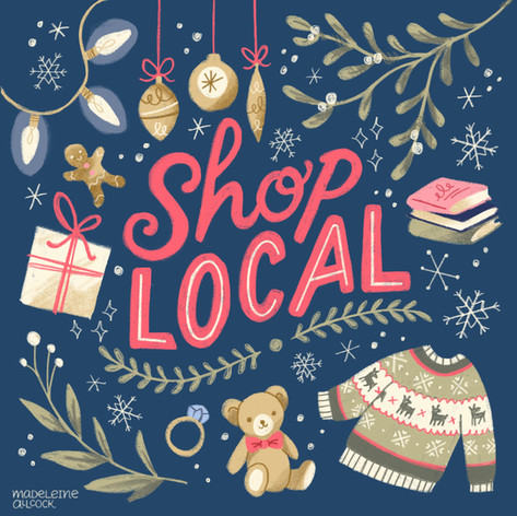 Shop Local – IG Post