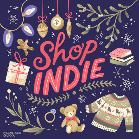 Shop Indie – IG Post