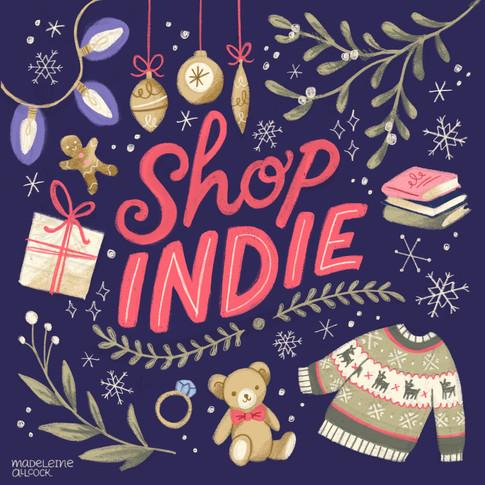 Shop Indie – IG Post