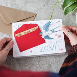 Client case study: Vintage Valentines Cards