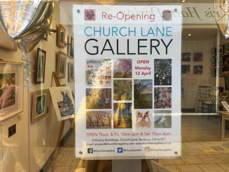 Local Interest in Banbury art