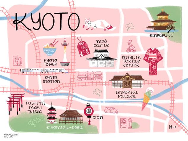 Explore Japan's oldest cities: Kyoto