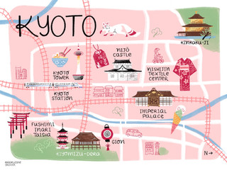 Explore Japan's oldest cities: Kyoto