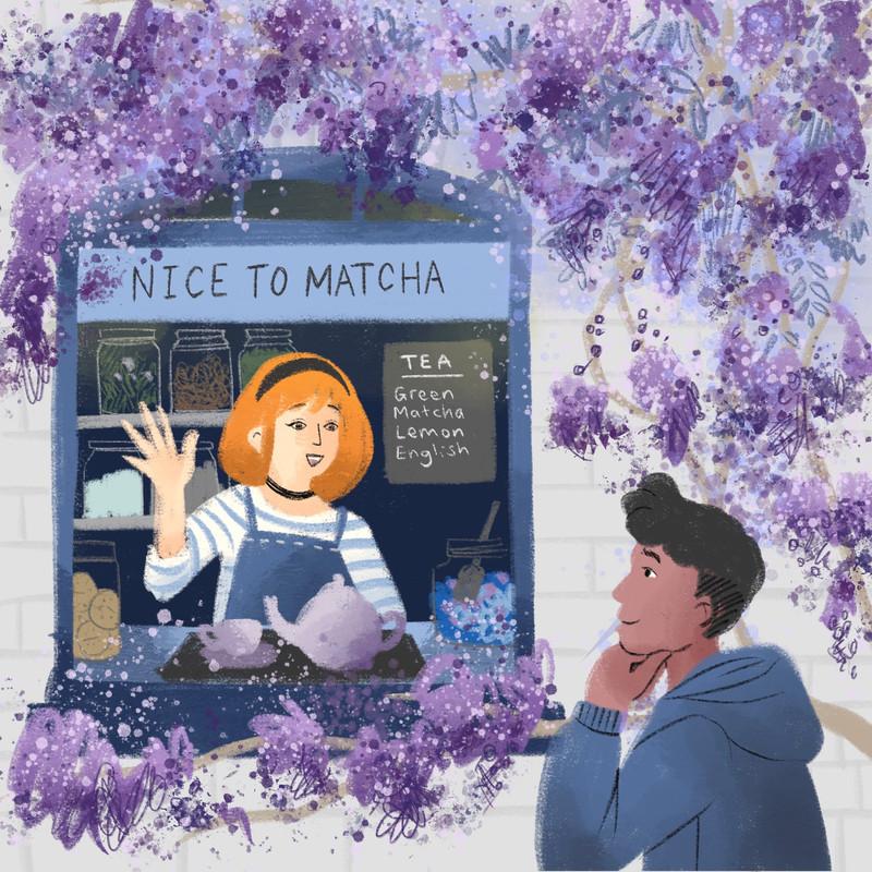 Nice to Matcha