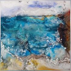 Karen Baum Seascape