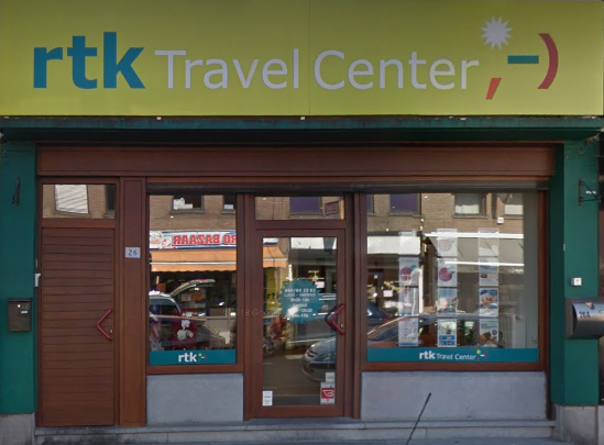 RTK Travel center