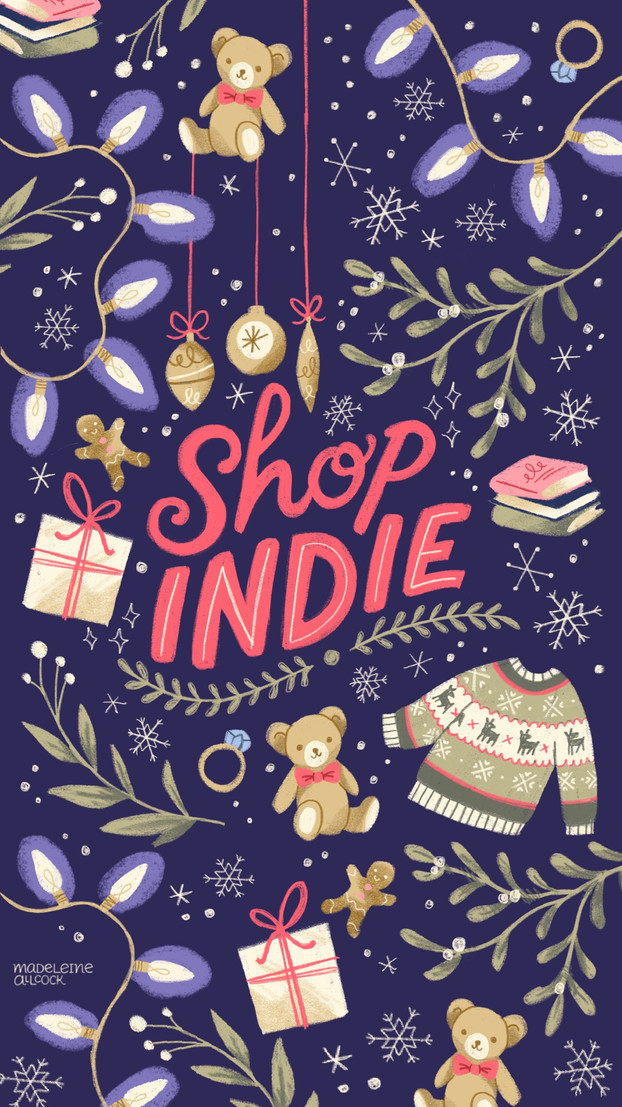Shop Indie – IG Story
