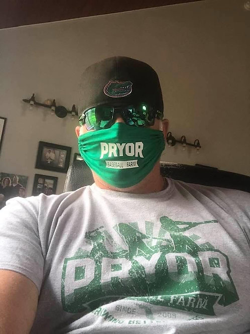 Pryor Baseball Farm Mask