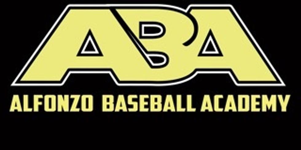 Alfonzo Baseball Academy Tryout
