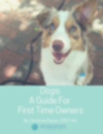 free dog training ebook k9 holistics