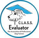 C.L.A.S.S. Evaluator Badge