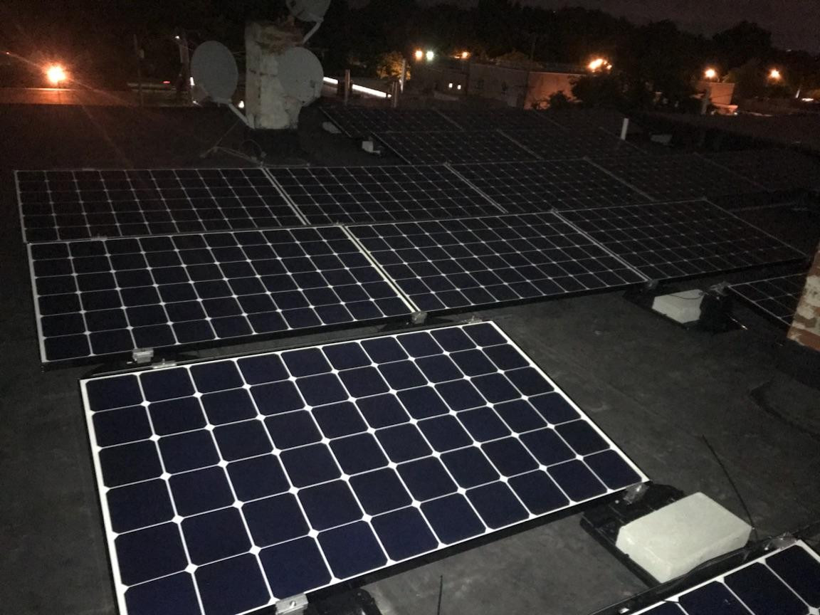 Solar Roofing Amp Installations United States Solar