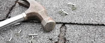 Roof Repair Hammer & Nail