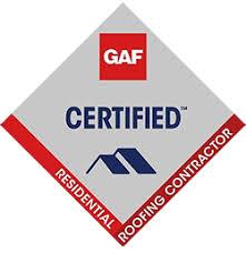 Gaf Cert Logo