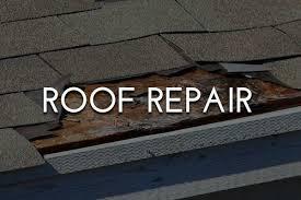Roof Repair Damage Pic