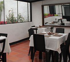 Hotel Posada Santa Elena Restaurante