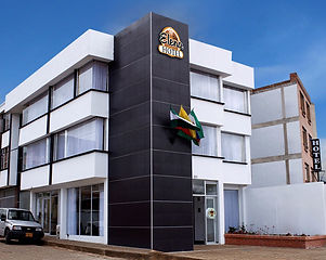 hotel santa elena fachada