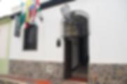 Hotel Posada Santa Elena Tunja fachada