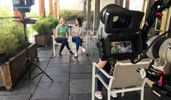 Kellogg Filming