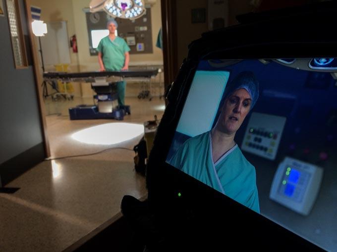 Medical Filming