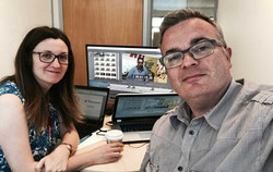 Editing with favourite client