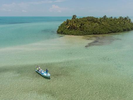 Go Fly Fishing in Sian Ka'an