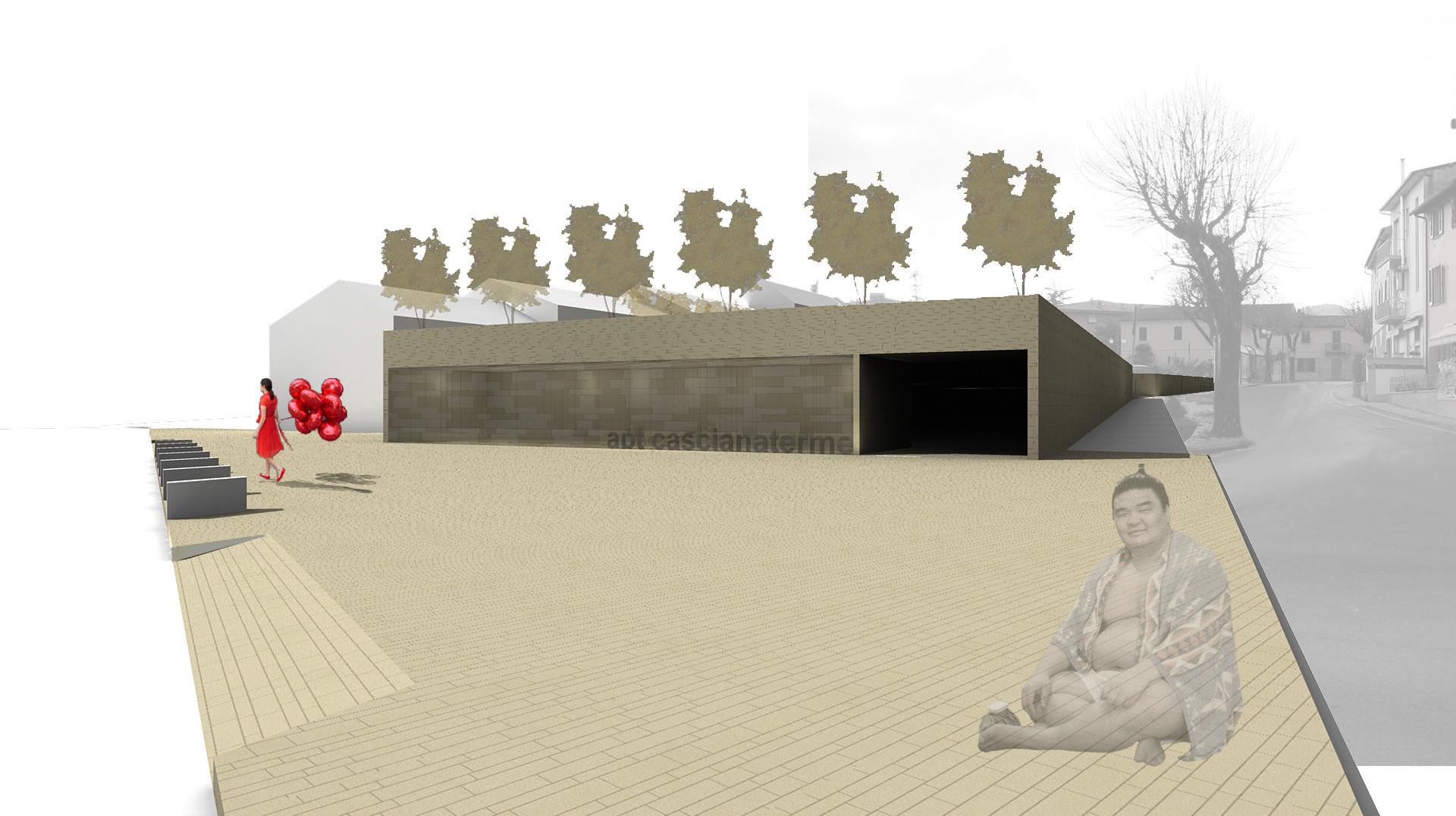 Casciana terme - 4° posto - Piazza Inferiore